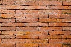 Старая стена на Таиланде Стоковые Изображения