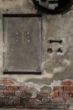 Старая стена дома Стоковые Изображения RF