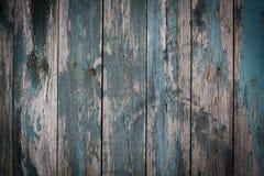 Старая стена планки Стоковая Фотография