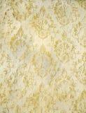 Старая стена с деталями покрашенными рукой Стоковое фото RF