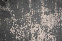 Старая стена шелушения с гипсолитом Стоковые Фото