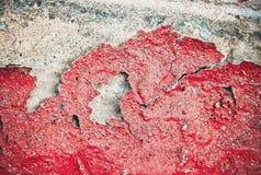 старая стена шелушения краски Стоковые Изображения RF
