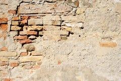 Старая стена дома Стоковое Фото