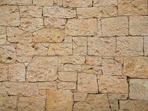 Старая стена marlstone Стоковая Фотография