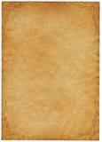 старая страница Стоковое Изображение