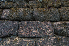Старая текстура гранита ржавчины Стоковые Фотографии RF