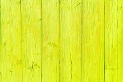 старая текстура деревянная Конструкция год сбора винограда покрасьте желтый цвет Дизайн очарования Стоковое Изображение RF