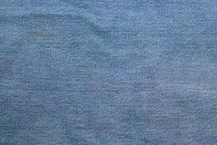 Старая текстура джинсовой ткани Стоковые Изображения RF