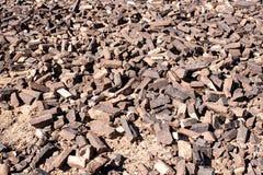 Старая текстура камней Стоковые Фотографии RF