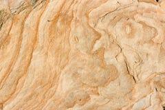 старая текстура камня песка Стоковая Фотография