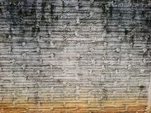 Старая текстура кирпичной стены для предпосылки Стоковые Фото