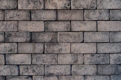 Старая текстура кирпичной стены ретро стоковые фото