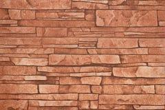 Старая текстура кирпичной стены Стоковая Фотография RF