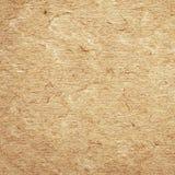 Старая текстура коричневой бумаги Стоковое Изображение RF