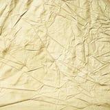 Старая текстура коричневой бумаги Стоковые Изображения