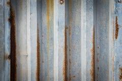 Старая текстура металла grunge Стоковая Фотография RF