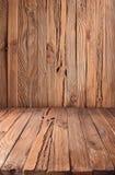 старая текстура планок деревянная Стоковая Фотография RF