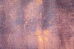 Старая текстура ржавчины утюга металла Стоковое Изображение RF