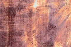 Старая текстура ржавчины утюга металла Стоковое фото RF