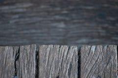 Старая текстура, старая деревянная предпосылка Стоковая Фотография RF