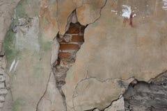 Старая текстура стены Стоковое Изображение