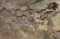 Старая текстура стены Стоковое фото RF