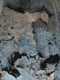 Старая текстура стены Стоковое Фото