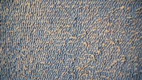 Старая текстура ткани полотенца Стоковое фото RF