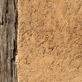 Старая текстура цемента стена предпосылки пакостная Старая стена цемента Стоковые Фото