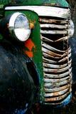 старая тележка Стоковое фото RF