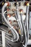 Старая тень кабеля Стоковая Фотография RF