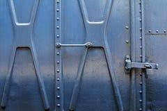 Старая тележка поезда Стоковая Фотография