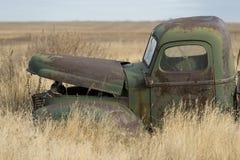 Старая тележка Стоковая Фотография RF