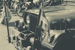Старая тележка Стоковое Изображение RF
