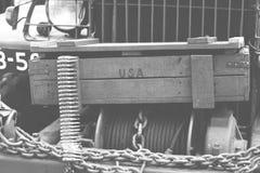 Старая тележка Стоковые Изображения RF