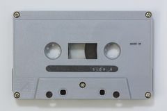 Старая тональнозвуковая лента Cassete стоковые изображения