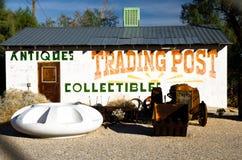 старая торговая операция столба Стоковые Фото