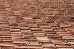Старая традиционная керамическая текстура tiling Стоковое Изображение