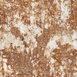 Старая треснутая краска на бетонной стене Стоковые Изображения RF