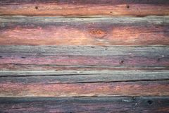 Старая трудная древесина Стоковое Изображение