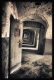 Старая тюрьма Стоковое Изображение RF