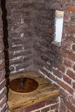 Старая уборный Стоковая Фотография RF