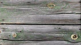 Старая увяданная деревянная предпосылка стены Стоковые Изображения RF