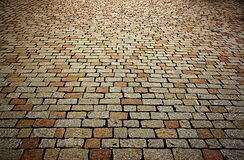 старая улица Стоковое Фото