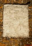Старая урбанская предпосылка стены Стоковое Изображение RF