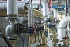 Старая фабрика сахара Стоковые Фотографии RF
