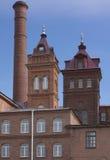Старая фабрика Стоковые Изображения RF