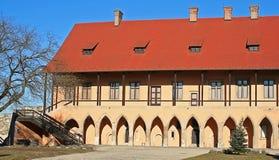 старая фасада здания главная Стоковое Изображение