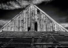 Старая ферма Стоковая Фотография RF