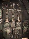 Старая форточка indicater стоковые изображения